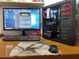PC Gamer - AMD FX 6300, RAM 8GB, HD 1T, Placa de Vídeo GTX 970
