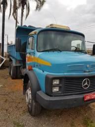 Caminhão caçamba 2217 - 1987