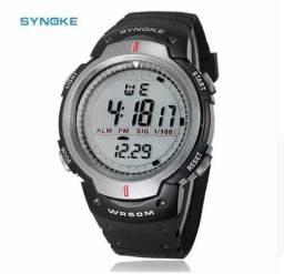 790a18febe8 Relógio Masculino SYNOKE 61576 Impermeável