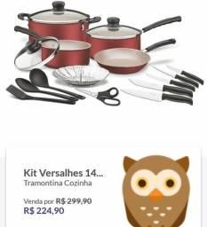 Tramontina kit cozinha