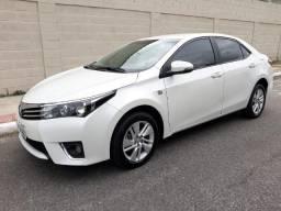 Toyota Corolla Corolla GLI Upper 2015/15 1.8 Automatico - 2015
