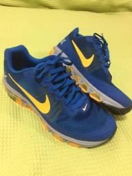 Nike - air max triade 3 - azul/amarelo
