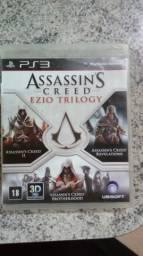 Jogo PS3 Assassin's Creed Ezio Trilogy