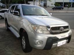 Hilux Cabine Dupla 2.5 4x4 Diesel - 2010