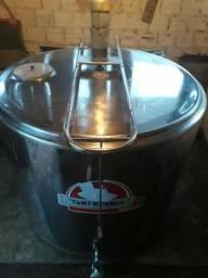 Resfriador de Leite a Granel Semi Novo 800 Litros de brinde transferidor