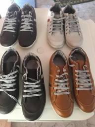 Sapatenis Sapato