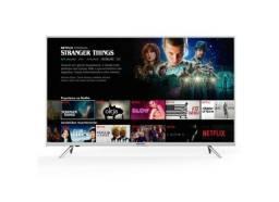"TV Led 49"" UHD 4K Semp 49K1US com HDR, Painel RGB, Wi-FI - Na Caixa"