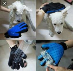 Luvas nano magnéticas para cães e gatos
