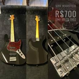 Jazz Bass Tagima Tw73 Série Woodstock comprar usado  Parnamirim