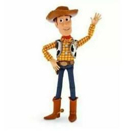 Boneco Xerife Woody Toy Story 38cm Disney Store Fala Inglês comprar usado  Porto Alegre