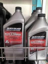 Oleo nautico para motores mercury