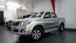 Toyota Hilux SRV 3.0 Tdi 4×4 Cab. Dupla (Aut) - 2013