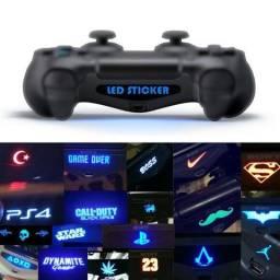 Adesivo lightbar para controles de playstation 4
