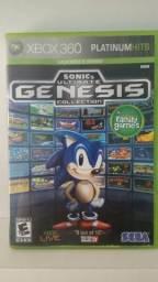 Sonic Ultimate Genesis Collection midia fisica original sem riscos comprar usado  Vitória