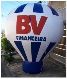 Balão Inflável Roof Top 3m Infláveis Promocional