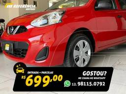 Nissan March S 1.0 Completo 2016 - 2016