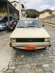 Gol LS 1.6 refrigerado a Ar. Carro barato. 81/81 - 1981