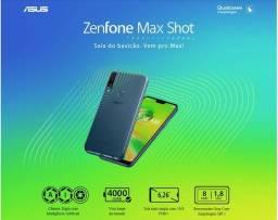 ZenFone Max Shot 4Gb/64Gb Novo