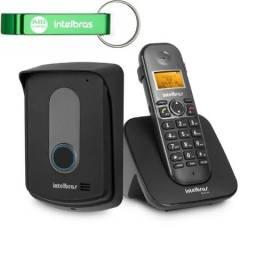 Telefone Interfone Intelbras Com Ramal Externo Tis 5010