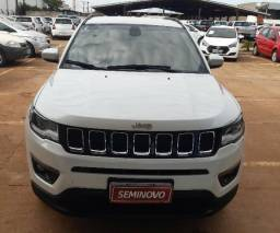 Jeep/compass longitude flex 4x2 at - 2018