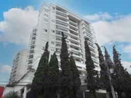 Aluguel apartamento bairro Trindade, 3 dormitórios mobiliado 2 vagas de garagem completo