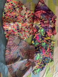 Vendo shorts saia