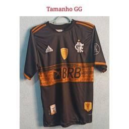 Camisa de time do Flamengo, bayer...