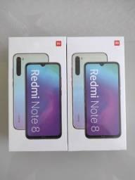Fenomenal Note 8 da Xiaomi.. Novo Lacrado com Garantia e Entrega