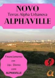 Novo Alphaville - Terras Alpha Urbanova