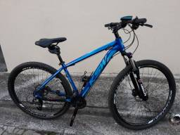 Bicicleta Mountain Bike Semi Nova