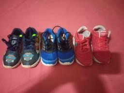 Sapatos infantis n 29