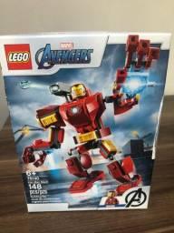 Lego Marvel Super Heroes Iron Man - Lacrado