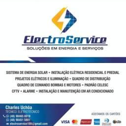 Técnico Eletricista