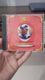CDs da coleção Harpa de Huro