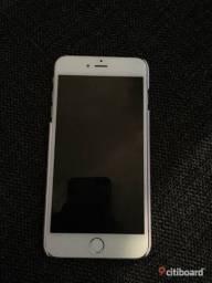 iPhone  6 s com caixinha , fone, carregandor.    86 de vida da bateria