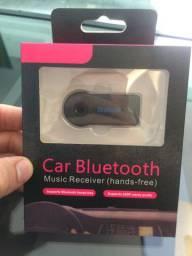 Receptor de musicas bluetooth para carro