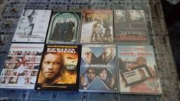 DVDs de Diversos Filmes