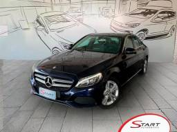 Mercedes-Benz C 180 1.6 Cgi 16v Turbo Flex 4p Automático 2017