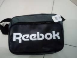 Bolsa masculina Reebok - nova com etiqueta