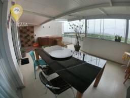 Maravilhosa Cobertura Duplex 3 Quartos em Jardim Camburi