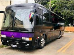 Ônibus motor home comercial