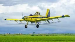 Avião agrícola trush