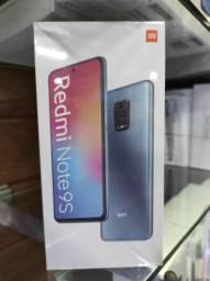 NOVO Redmi Note 9s 128 da Xiaomi. Novo Lacrado com Garantia e Entrega