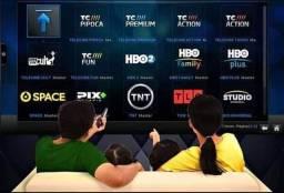 Instalador de tv via internet