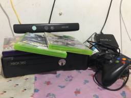 Vendo Xbox Completo