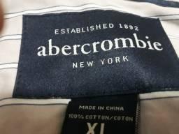 Camisas abercrombie e poggio