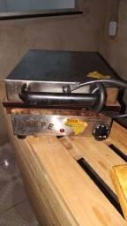 Máquina de crepe
