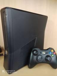 Xbox 360 Slim LT + Jogos + Garantia