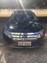 Fusion 2.5 SEL automático  2011/2012