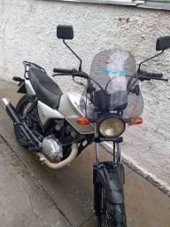 CG Titan 150 para pessoas exigentes  moto de única dona